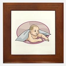 Baby Framed Tile