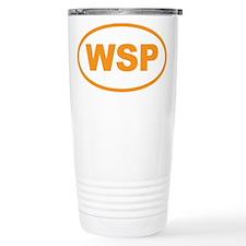 Weird Stinky People Travel Coffee Mug