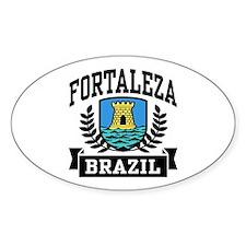 Fortaleza Brazil Decal