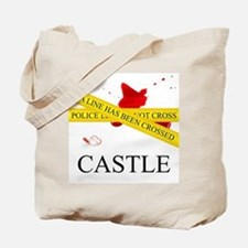A Line Has Been Crossed Tote Bag