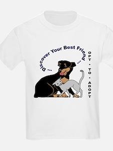 Opt*To*Adopt T-Shirt