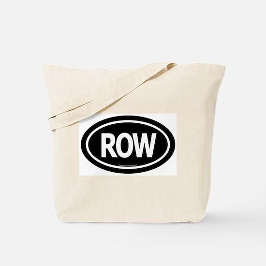 ROW Tote Bag