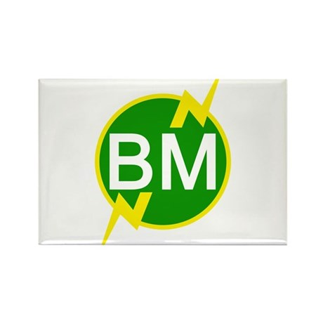BM Dupree Rectangle Magnet