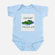 Swamp Paddler Infant Bodysuit