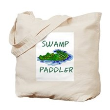 Swamp Paddler Tote Bag