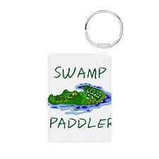 Swamp Paddler Keychains