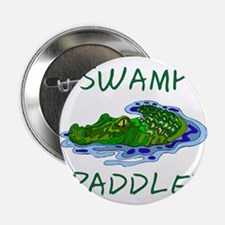 "Swamp Paddler 2.25"" Button"