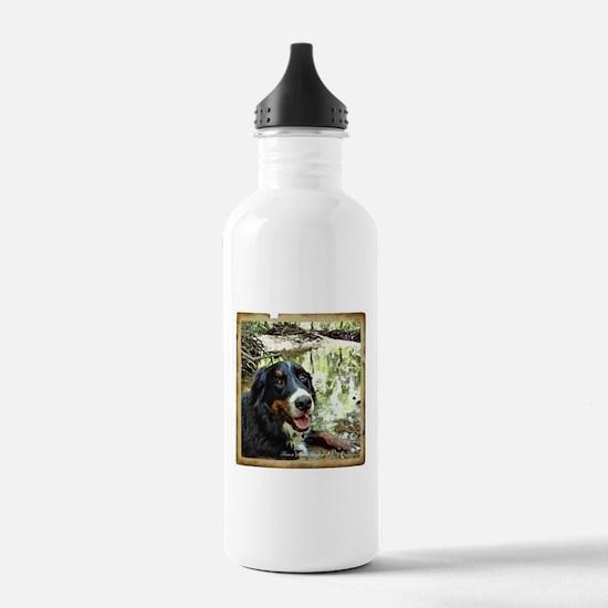 Berner by a Stream Sports Water Bottle