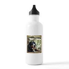 Berner by a Stream Water Bottle