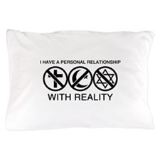 Atheist Pillow Case