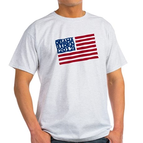 Obama Biden 2012 Light T-Shirt
