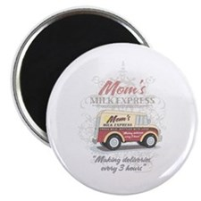 "MM Mom's Milk Express 2.25"" Magnet (10 pack)"