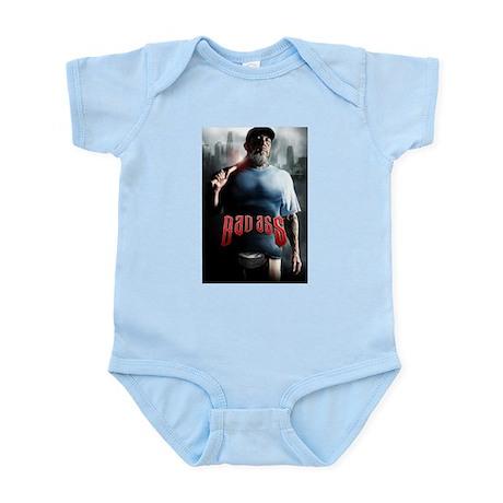 Danny Trejo is BAD ASS Infant Bodysuit