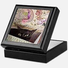 Kiwi in a box - 4 Keepsake Box