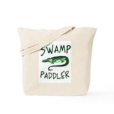 Swamp Paddler III Tote Bag