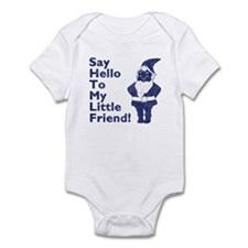 Hello Little Friend Infant Creeper