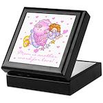 Mom is Love Keepsake Box