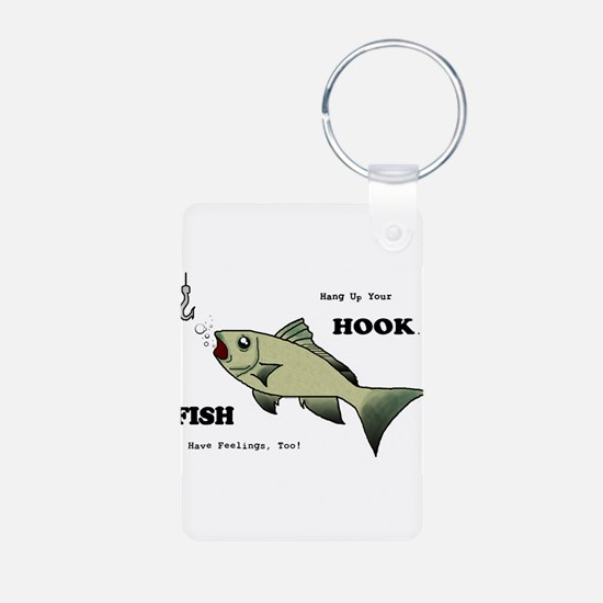 Hang Up Your Hook.png Keychains