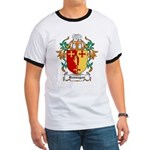 Branagan Coat of Arms Ringer T
