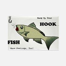 Hang Up Your Hook.png Rectangle Magnet