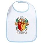 Branagan Coat of Arms Bib