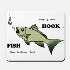 Hang Up Your Hook.png Mousepad