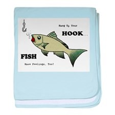 Hang Up Your Hook.png baby blanket