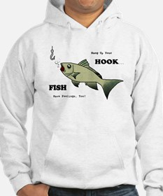 Hang Up Your Hook.png Hoodie