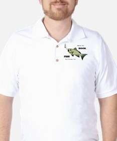 Hang Up Your Hook.png T-Shirt