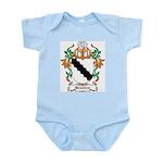 Bradden Coat of Arms Infant Creeper