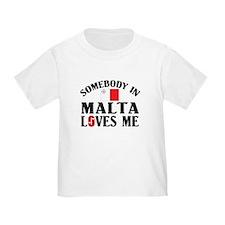 Somebody In Malta T