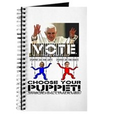 Vatican Puppets Romney vs Obama Journal