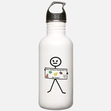 Which Favorite Today.png Water Bottle
