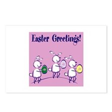 Easter Postcards (Package of 8)