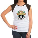 Bolger Coat of Arms Women's Cap Sleeve T-Shirt