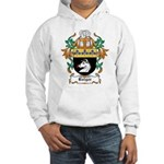 Bolger Coat of Arms Hooded Sweatshirt