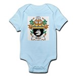 Bolger Coat of Arms Infant Creeper