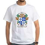 Blood Coat of Arms White T-Shirt