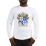 Blood Coat of Arms Long Sleeve T-Shirt