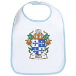 Blood Coat of Arms Bib