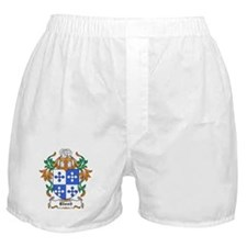 Blood Coat of Arms Boxer Shorts