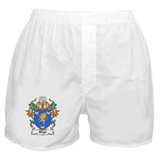 Bligh Coat of Arms Boxer Shorts