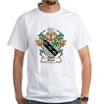 Bland Coat of Arms White T-Shirt