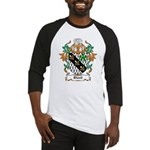 Bland Coat of Arms Baseball Jersey