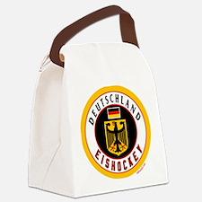 Germany Hockey(Deutschland) Canvas Lunch Bag