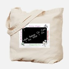 LabelsR4Cans.png Tote Bag