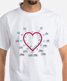 The Heart of Fifths Shirt