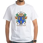 Bennis Coat of Arms White T-Shirt