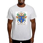 Bennis Coat of Arms Ash Grey T-Shirt