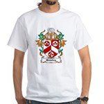 Beasley Coat of Arms White T-Shirt